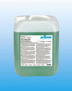 601 Fortex Plus Очиститель для глубокой чистки, сильно растворяющий известковый налет, 11 кг