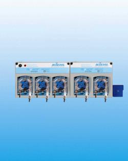 Дозатор из 5-и дозирующих насосов ARENAS® - H5, 120 л