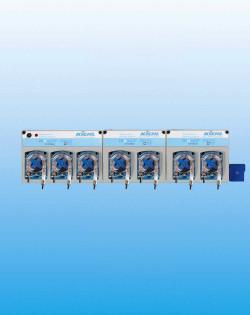 Дозатор из 7-и дозирующих насосов ARENAS® - H7, 120 л.