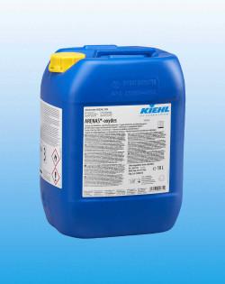 Жидкая дезинфицирующая и отбеливающая добавка ARENAS®-oxydes, 10 л