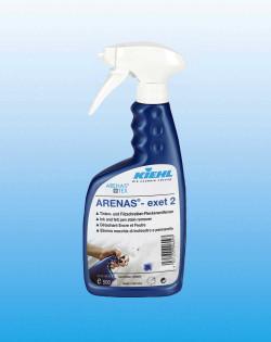 Пятновыводитель для удаления пятен от фломастера и чернил ARENAS®- exet 2, 500 мл