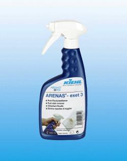 Пятновыводитель для удаления пятен от ржавчины ARENAS®-exet 3, 500 мл