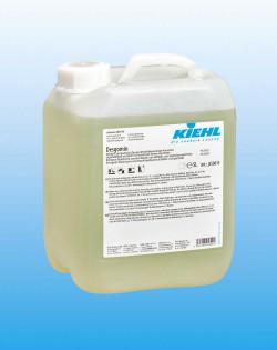 Жидкий дезинфицирующий чистящий концентрат без альдегидов и ЧАС Desgomin, 5 л
