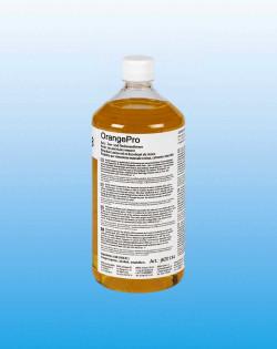 Средство для удаления спец. загрязнений (жевательной резинки, следов от смолы, дёгтя) OrangePro, 1 л
