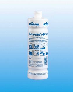 Универсальный спиртовой очиститель Keradet-Aktiv (окна, полы, водостойкие поверхности) , 1 л