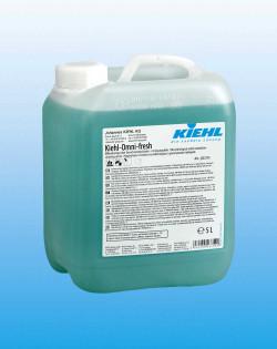 Биологический нейтрализатор запахов и активное чистящее средство Kiehl-Omni-fresh, 5 л