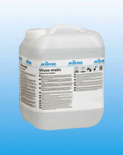 Очиститель накипи для посудомоечных машин Vinox-matic, 10 л