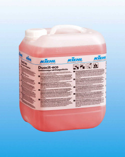 Средство для уборки санитарных помещений со свежим апельсиновым запахом Duocit-eco, 10 л