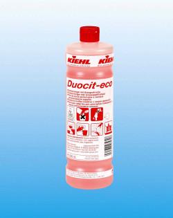 Средство для уборки санитарных помещений со свежим апельсиновым запахом Duocit-eco, 1 л