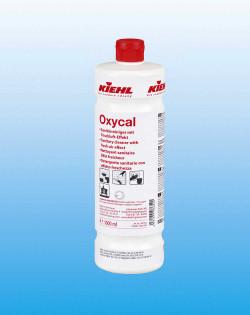 Средство для чистки санитарных помещений с отбеливающим эффектом Oxycal, 1 л