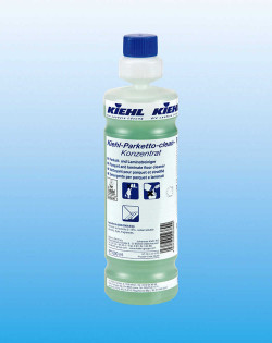 Чистящее средство для паркета и ламината Kiehl-Parketto-clean-Konzentrat, 1 л